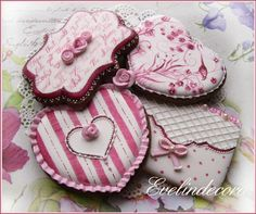 Romantic cookies | Cookie Connection