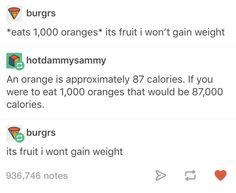 """This flawless logic:   17 Jokes About Trying To Lose Weight That Will Make You Say """"Me"""""""