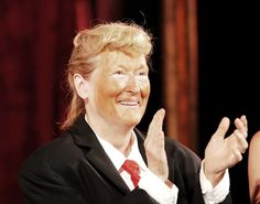 Meryl Streep As Donald Trump Proves She Can Literally Play Any Role