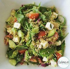 Quinoa salade Rens Kroes – Culime.nl