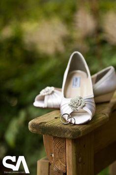 """Jen & Nacho Ochoa Wedding - """"Shoes"""""""