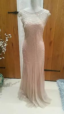 Evening-Ball-Party-Dress-Beaded-Flattering-by-Lavro-Couture