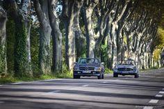 Mercedes-Benz SL (R 107) In der Provence | Nostalgic Oldtimerreisen