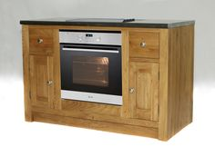 113 This Cabinet Takes An Oven And Hob Can Be Made Into A Gorgeous Practical Island By Adding Back Breakfast Bar