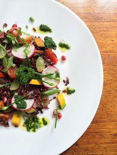 A receita celebra a nova coleção da marca carioca <3 e é do chef Tande Bittencourt, do Restô
