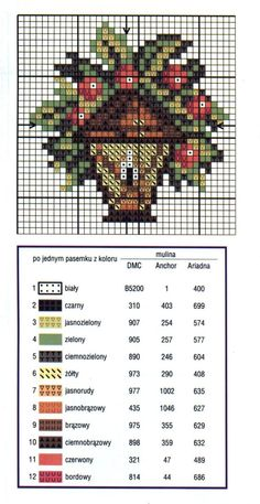 Christmas Ornaments 9 of 12 Cross Stitch Pattern Maker, Counted Cross Stitch Patterns, Cross Stitch Charts, Cross Stitch Designs, Cross Stitch Embroidery, Cross Stitch Christmas Ornaments, Xmas Cross Stitch, Christmas Cross, Cross Stitching