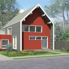 Architectural House Plans | Lindal Architects Collaborative
