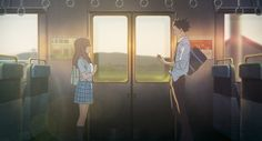 [VIDEOS] Kyoto Animation's A Silent Voice movie gets new trailer and teaser for deaf audiences - SGCafe C Anime, Anime Art, A Silent Voice, The Voice, Voices Movie, Kyoto Animation, Anime Films, Girls Characters, Guy Names