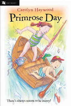 A sweet story about Merry Primrose Ramsay who is sent to live with her aunt and uncle in America during WWII. She and her pet Scottie travel from England on a big ship with lots of other children. At first, she has trouble adjusting to her new school, but soon she makes friends and begins to have fun. At Christmas, she receives a wonderful surprise.