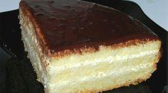 Бисквитный торт «Чародейка». Изумительный вкус, знакомый нам с детства!