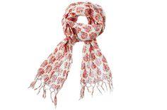 rikshaw design - scarf - lulu violet