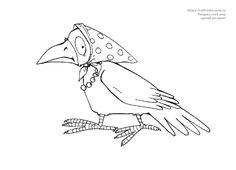ворон рисунки - Поиск в Google