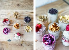 Greek Yogurt in 7 Ways