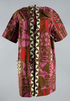 60s pattern by Sven Fristedt