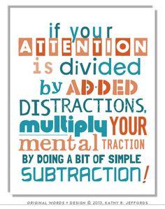 Math Art Print. Typographic Print. Mathematics by thedreamygiraffe