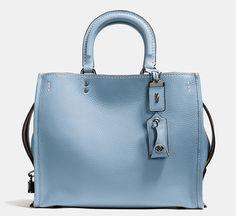 Bag Battles: The Coach Rogue Bag vs. The Alexander Wang Rogue Bag