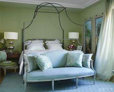 20 Dreamy Bedroom Curtains Ideas To Steal - ELLEDecor.com