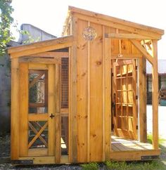 """From our Blog Post """"More on Building Custom ~ Having the Answers Ready"""". The Chicken Palace. http://jamaicacottageshop.com/more-on-building-custom-having-the-answers-ready-by-kim-rak/"""