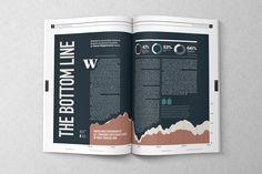 The Week - Editorial Magazine Supplement on Behance
