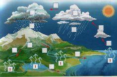 вода - Аничка Петкова - Picasa Webalbumok Green Day, Archive, Weather, Album, Education, Nature, Kindergarten, Painting, Geography