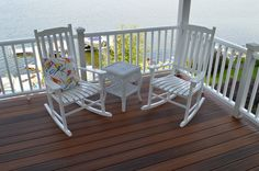 Inspiration Gallery - Composite Decking & Railing Systems - DuraLife