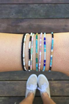 Simple & Colorful | Pura Vida Bracelets