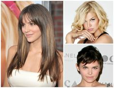 The Most Flattering Hairstyles By Face Shape: Which haircuts work best on round, oval, square, long & heart-shaped faces?