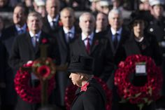 Queen Elizabeth II Photos Photos - Queen Elizabeth II attends the annual Remembrance Sunday Service at the Cenotaph on Whitehall on November 13, 2016 in London, England. The Queen, senior politicians, including the British Prime Minister and representatives from the armed forces pay tribute to those who have suffered or died at war. - The Royal Family Lay Wreaths at the Cenotaph on Remembrance Sunday