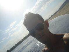 sol calor praia