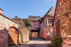 Collonges-la-Rouge is one of France's most beautiful villages!