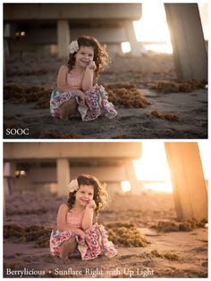 Spring Color, Flare & Haze for Lightroom 3 and Lightroom 4 | Pretty Presets for Lightroom