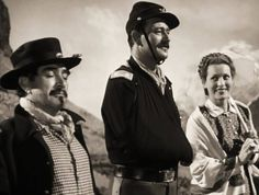 """Rio Grande"" is the very first film of five that Duke and Maureen made together."