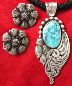 Mincer Silversmiths Custom Designed Western Jewlery
