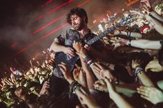 Foals....saw them live and they blew me away...one of the best live bands IMO