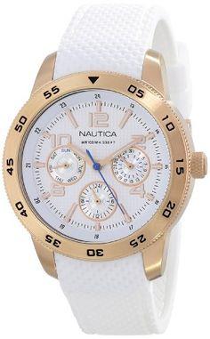 Nautica Women's N18696M NCT Multi Mid Watch