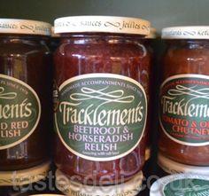 Award-winning Beetroot & Horseradish Relish from Tracklements. #GreatTasteAwards