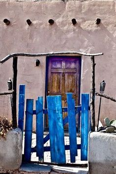Old Towne, Las Cruces, NM.I miss visiting Las Cruces!