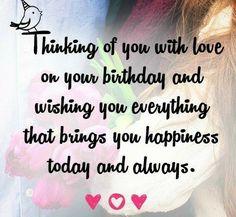 Happy Birthday Verses, Birthday Verses For Cards, Happy Birthday Greetings Friends, Birthday Poems, Happy Birthday Wishes Quotes, Birthday Card Sayings, Happy Birthday Pictures, Happy Birthday Quotes For Daughter, Birthday Sentiments