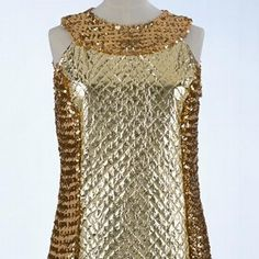 Evening dress, Leonard Joseph, 1968. Museum no. T.297-1974. © Victoria & Albert Museum, London