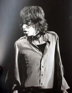 Mick Jagger circa 1970.
