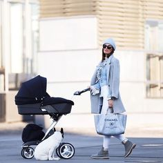 My little Lola is almost 4 months now , time flies and I can't put in words how happy and proud I am to be a 👸🏽👩👧👧💘 Thing 1, Fall Winter Outfits, Persona, Baby Strollers, Photo And Video, My Style, Instagram Posts, 4 Months, Kind