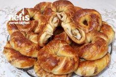 Cevizli Haşhaşlı Açma Tarifi Cyprus Food, Turkish Recipes, Ethnic Recipes, Pastry Art, Onion Rings, Bagel, Kids Meals, Feel Good, Brunch