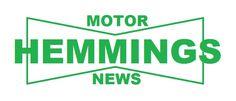 Hemmings Motor News Logo, 1954 variation. News Logo, Pith Helmet, Atari Logo, Logos, Logo