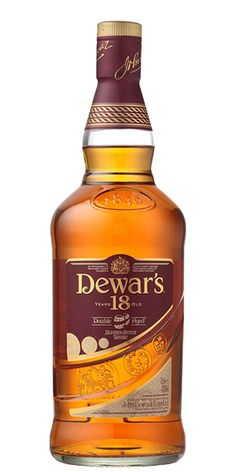 Dewars 18 YO Double Aged - featured in Flaviar's tasting pack 'Blended, not Stirred' for December 2013