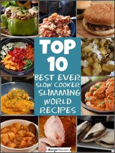 Slimming World Slow Cooker Recipes. Introducing you to our full list of slimming… Slow Cooker Venison, Slow Cooker Balsamic Chicken, Best Slow Cooker, Slow Cooker Recipes, Cooking Recipes, Healthy Recipes, Free Recipes, Crockpot Recipes, Chicken Recipes