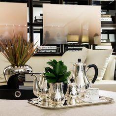 Set Café e Chá Pearl :: Theodora Home
