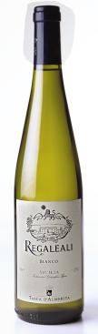 Tasca d'Almerita Regaleali Bianco - Sicilian Wines (A full-bodied, beautiful blend of grecanico, inzolia, and catarratto grapes, this aromatic white is a natural for seafood.)