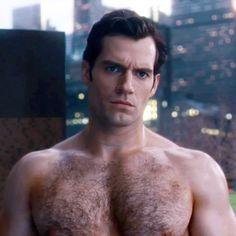 I like him as Superman henry cavill Henry Caville, Superman Henry Cavill, Hollywood Men, Hommes Sexy, Bear Men, Handsome Actors, Hairy Chest, Shirtless Men, Hairy Men