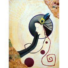 """Art of Inner Beauty, """"Subtlety"""" a print by Lea Keohane on Etsy $18.00 PDX Etsy"""