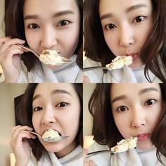 Inhaling some of the best banana pudding...and now, gym time  #bananapudding #yummy #푸딩같은내얼굴 #맛있는데어떡해 #wantsome Sooyoung, Yoona, Snsd, Taeyeon Jessica, Ice Princess, Jessica Jung, Banana Pudding, Kyungsoo, Girls Generation